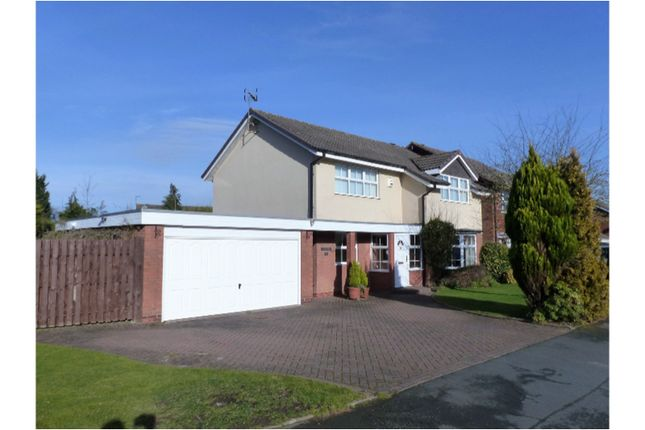 Thumbnail Detached house for sale in Birley Grove, Halesowen