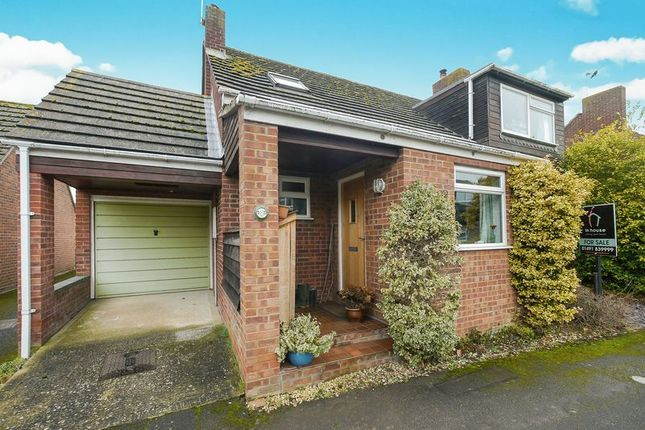 Thumbnail Detached house to rent in Jemmetts Close, Dorchester-On-Thames, Wallingford