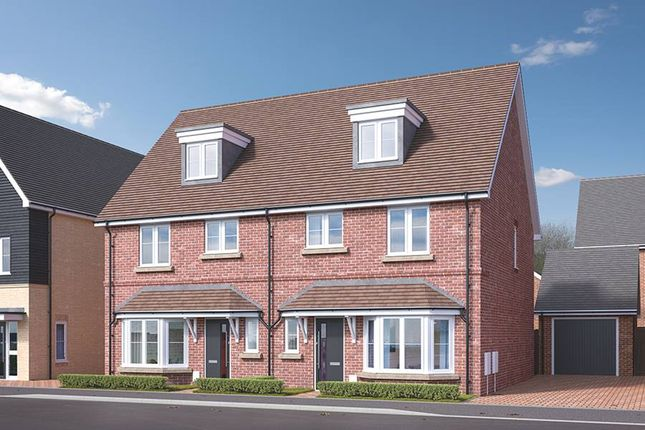 """Thumbnail Property for sale in """"The Madeley"""" at Jones Hill, Hampton Vale, Peterborough"""