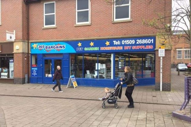 Thumbnail Retail premises to let in 28 Market Street, Market Street, Loughborough, Leicestershire
