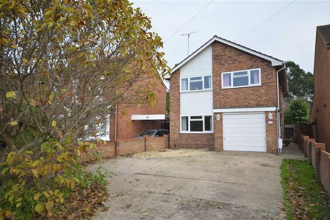 Thumbnail Detached house for sale in Grange Road, Tuffley, Gloucester