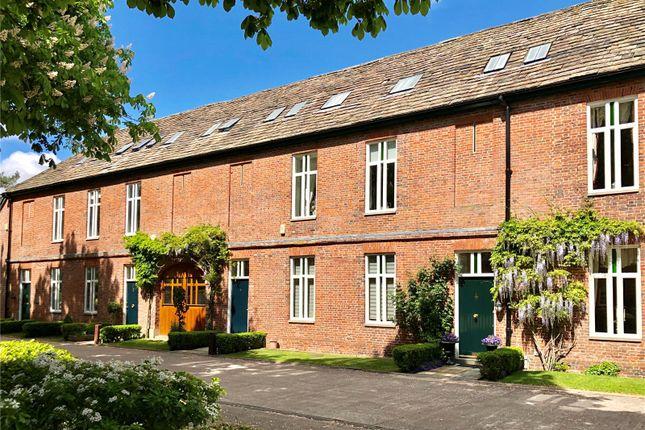 Front Elevation of New Hall Barn, Church Lane, Gawsworth, Macclesfield SK11
