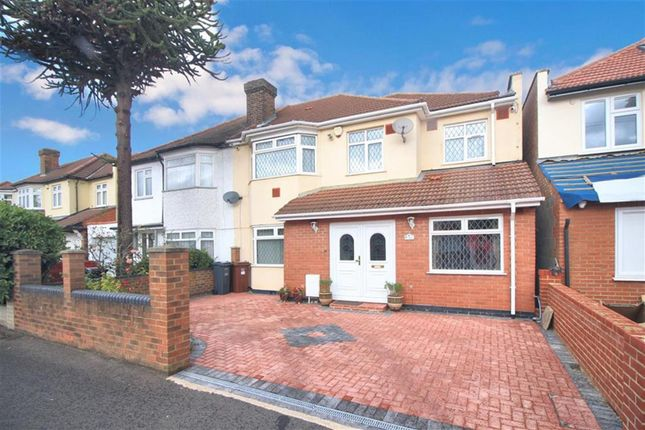 Thumbnail Semi-detached house for sale in Lulworth Avenue, Osterley