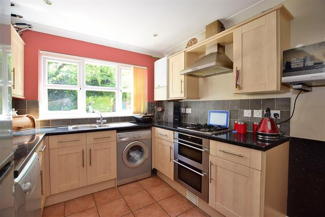 Thumbnail Semi-detached house for sale in Roselands, Totland Bay, Isle Of Wight