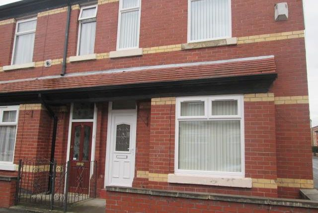 Thumbnail Terraced house to rent in Carna Road, Stockport