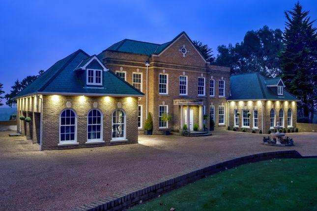 Thumbnail Detached house for sale in Hundred Acres Road, Wickham, Fareham