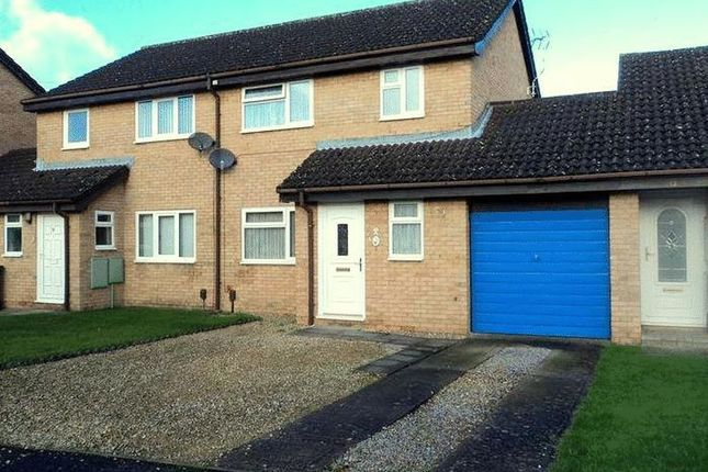 Thumbnail Semi-detached house to rent in Lilac Way, Quedgeley, Gloucester