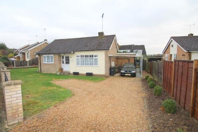 Thumbnail Detached bungalow for sale in Hereward Way, Wethersfield, Braintree