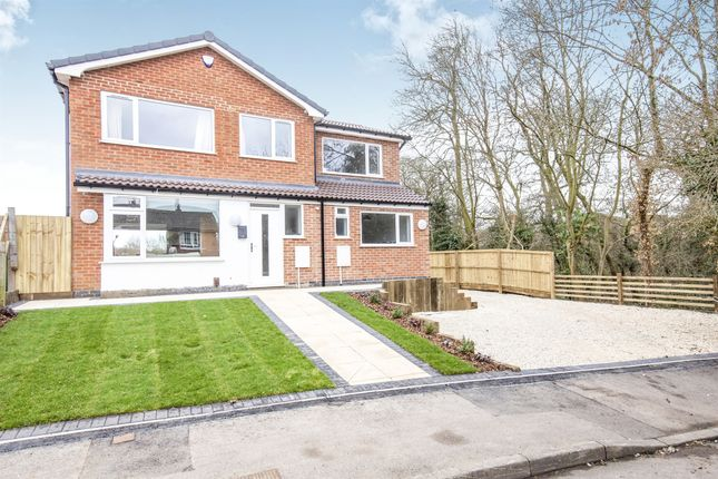 Thumbnail Detached house for sale in Colne Close, Oadby, Leicester