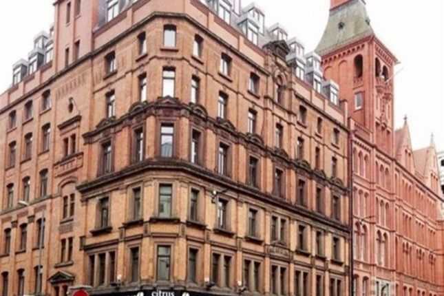 Thumbnail Flat to rent in Queen Avenue, Dale Street, Liverpool