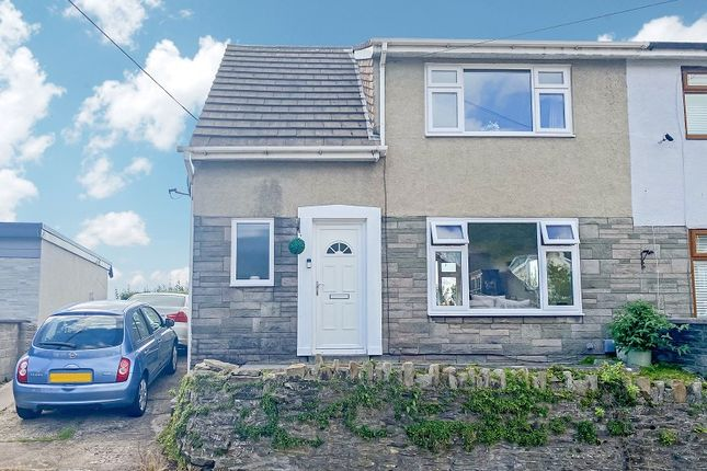3 bed semi-detached house for sale in Old Road, Baglan, Port Talbot, Neath Port Talbot. SA12