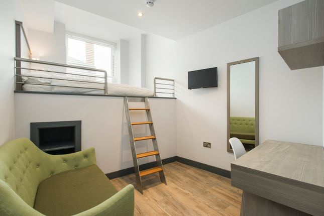 Thumbnail Flat to rent in Stanford Street, Nottingham