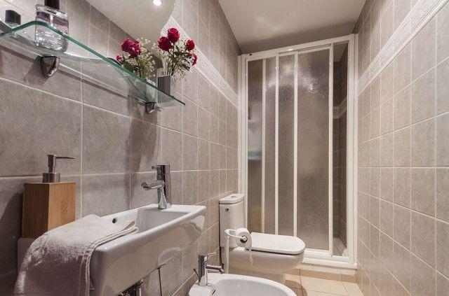 Bathroom of Spain, Mallorca, Pollença