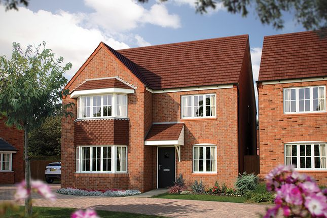 "Thumbnail Detached house for sale in ""The Oxford"" at Weaver Brook Way, Wrenbury, Nantwich"