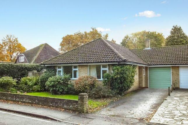 Thumbnail Semi-detached bungalow for sale in Warren Farm Home Park, Warren Lane, Pyrford, Woking