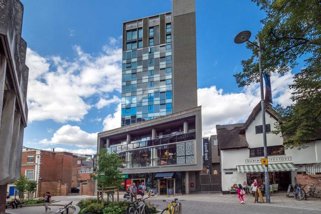 Thumbnail Flat for sale in Westlegate Tower, Off Timber Hill, City Centre