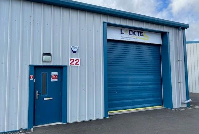 Thumbnail Industrial to let in Unit 22, Muir Place, New Houstoun Industrial Park, Livingston
