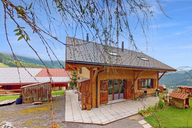 Thumbnail Villa for sale in Rennaz (Leysin), 1854 Leysin, Switzerland