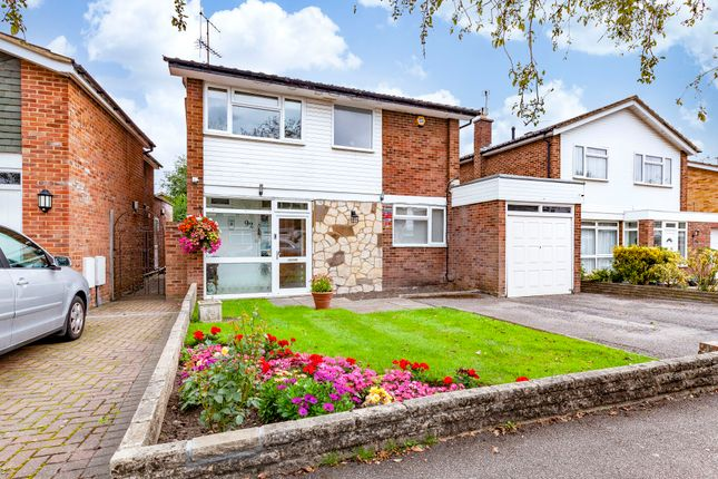 Thumbnail Detached house for sale in Woodhall Gate, Pinner