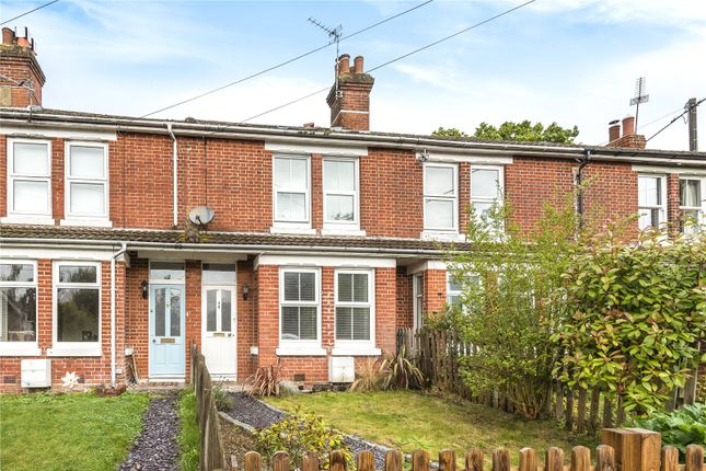 Thumbnail Terraced house for sale in Pitmore Road, Allbrook, Hampshire