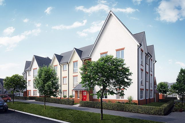"Thumbnail Duplex for sale in ""2 Bed Apt"" at William Morris Way, Tadpole Garden Village, Swindon"