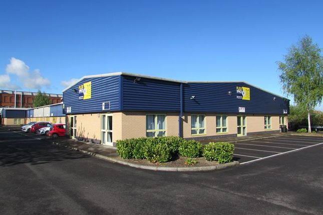 Light industrial to let in Jessop Close, Brunel Industrial Estate, Newark