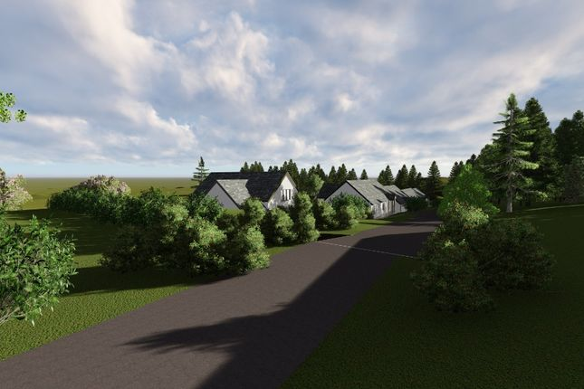 Detached bungalow for sale in Plot 3, Type C, Redbrae, Kippen, Stirling