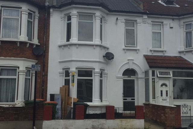 Thumbnail Terraced house for sale in Burges Road, East Ham