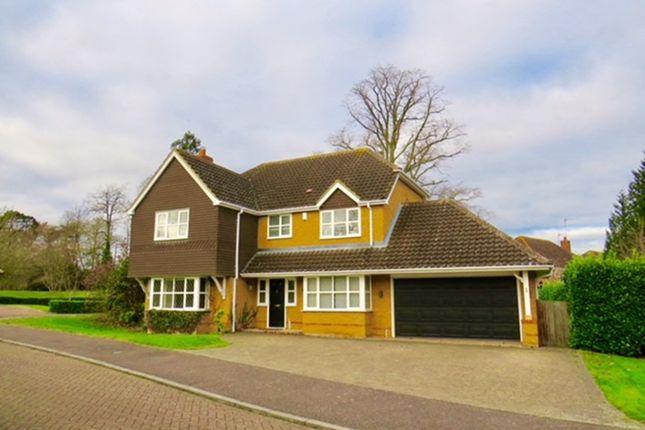 Thumbnail Detached house for sale in Laurel Valley, Collingtree Park, Northampton