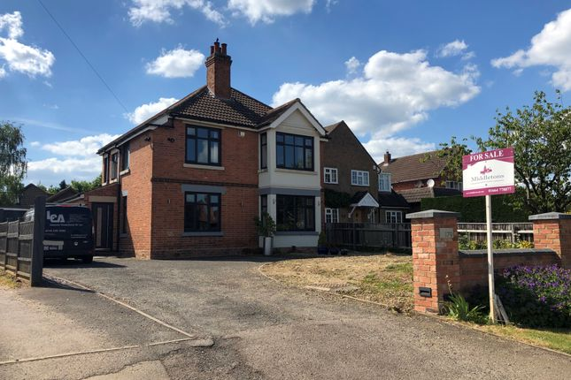 Thumbnail Detached house for sale in Scalford Road, Melton Mowbray