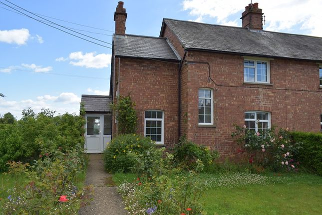 Thumbnail Semi-detached house to rent in St. Neots Road, Dry Drayton, Cambridge