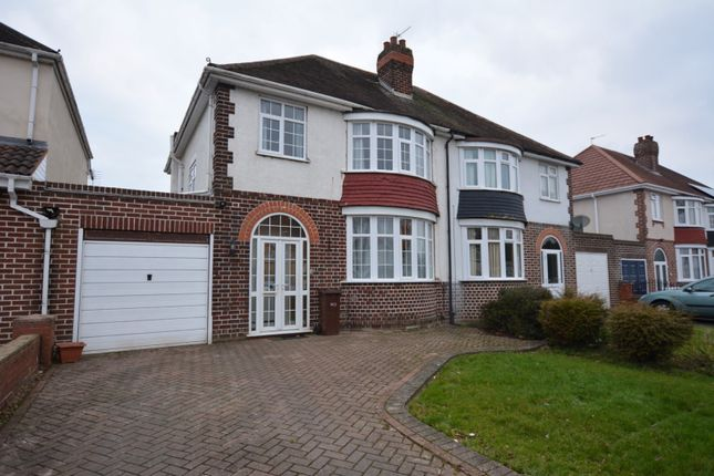 Thumbnail Semi-detached house to rent in Ward Road, Wolverhampton