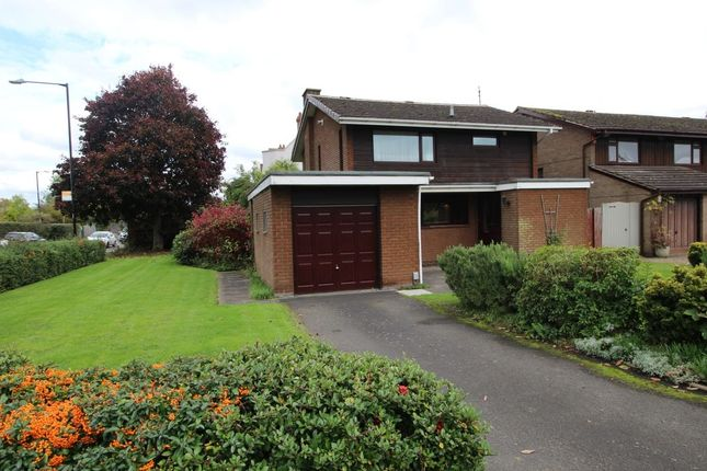 Thumbnail Detached house for sale in Columbia Gardens, Bedworth