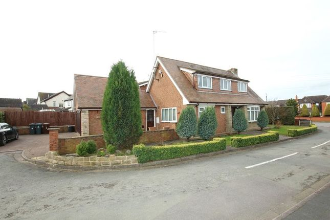 Thumbnail Detached house for sale in Grange Court, Biddulph, Stoke-On-Trent
