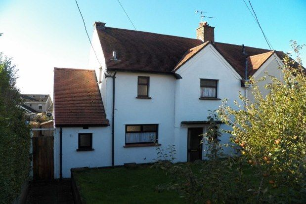 Thumbnail Property to rent in Garreglwyd, Burry Port