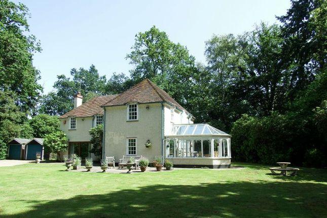 Thumbnail Detached house for sale in Woodham Lane, Woodham, Addlestone