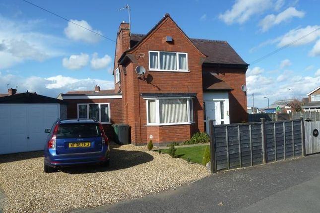 Thumbnail Detached house to rent in Tenlons Road, Nuneaton