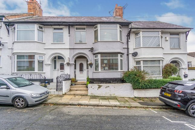 3 bed terraced house for sale in Westdale Road, Tranmere, Birkenhead CH42
