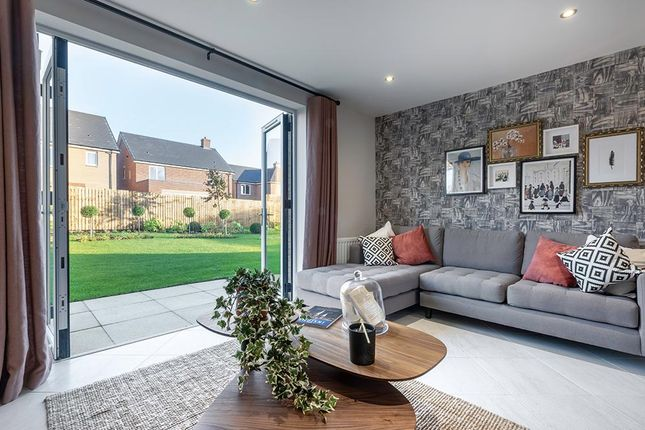 """Thumbnail Semi-detached house for sale in """"The Irtonbridge"""" at Steeplechase Way, Market Harborough"""