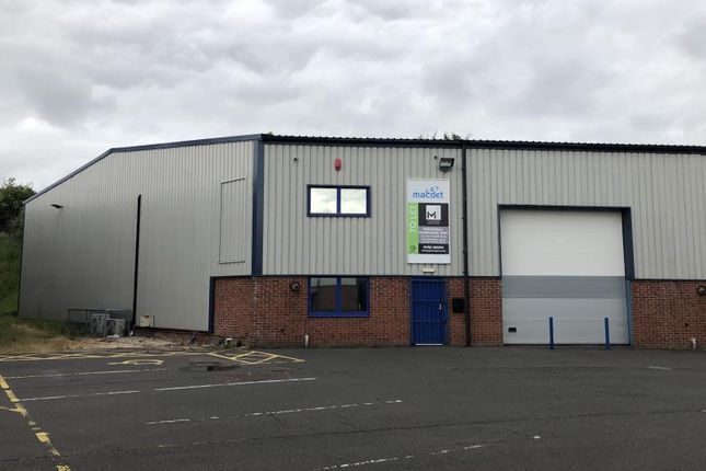 Thumbnail Industrial to let in Unit 5, Galveston Grove, Stoke-On-Trent