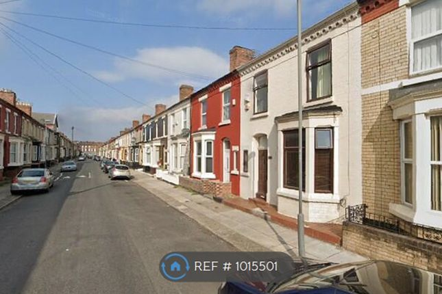 Thumbnail Terraced house to rent in Pendennis Street, Liverpool