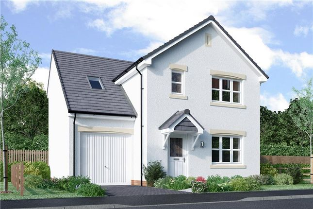 "Thumbnail Semi-detached house for sale in ""Cameron Semi"" at Ayr Road, Newton Mearns, Glasgow"