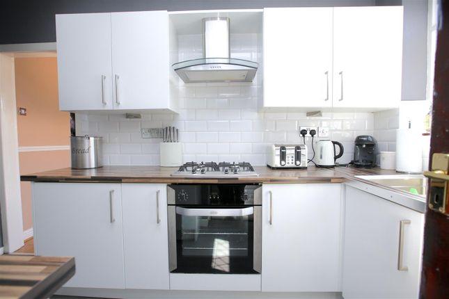 Kitchen of Burgess Drive, Failsworth, Manchester M35