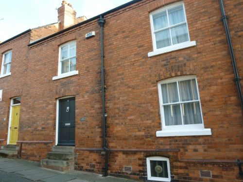 Thumbnail Terraced house to rent in Duke Street, Chester
