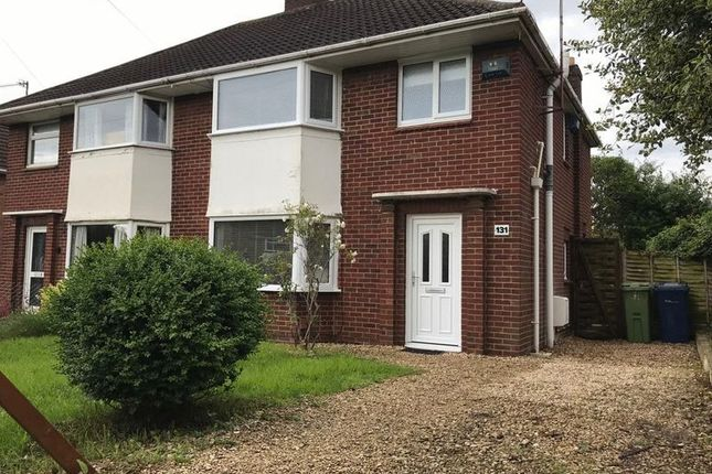Thumbnail 3 bedroom semi-detached house for sale in Melville Road, Churchdown, Gloucester