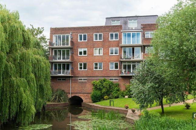 Thumbnail Flat for sale in Lucys Mill, Mill Lane, Stratford-Upon-Avon, Warwickshire
