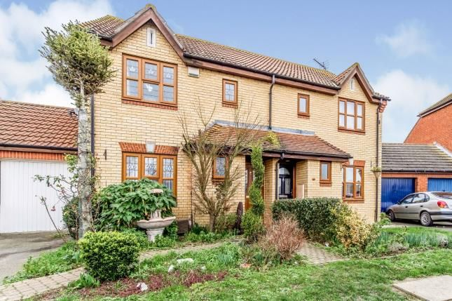Front of Chesterton Road, Cliffe, Rochester, Kent ME3