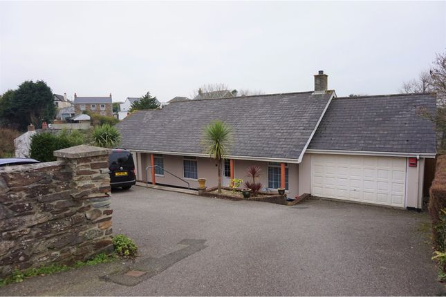 Thumbnail Detached bungalow for sale in Barncoose Terrace, Redruth