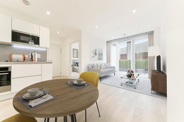 "1 bedroom flat for sale in ""Foxglove Apartments"" at Bittacy Hill, London"