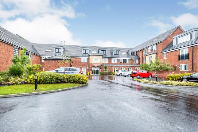1 bed flat for sale in Waverley Court, Waverley Gardens, Carlisle CA3
